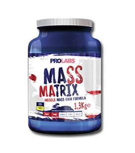 MASS MATRIX 1300 g Vaniglia