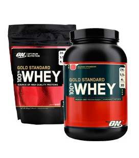 100% WHEY PROTEIN 2341 g Cookie