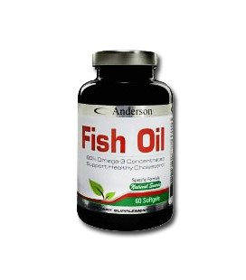 FISH OIL Conf.da 60cps