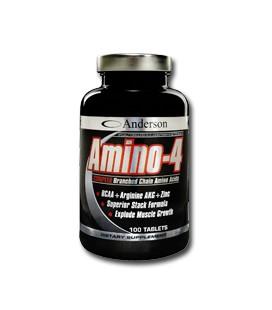 AMINO-4 COMPLEX Conf.da 100cpr