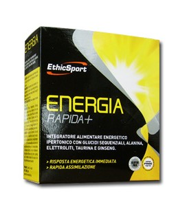 ENERGIA RAPIDA + 10 fiale x 25ml