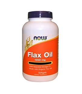 FLAX OIL Conf.da 100perle