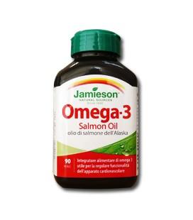 OMEGA 3 SALMON OIL Conf.da 90perle