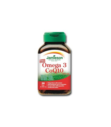 OMEGA 3 COQ10 Conf.da 30perle
