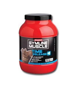 GYMLINE TIME RELEASE 800g Cacao