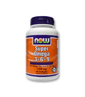 SUPER OMEGA 3-6-9 Conf.da 90perle
