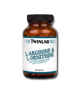 L-ARGININE & L-ORNITHINE Conf.da 100cps