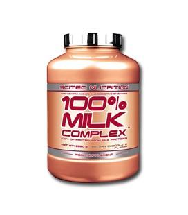 100% MILK COMPLEX 920g Cioccolato