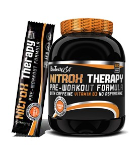 NITROX THERAPY 340g Tropicale