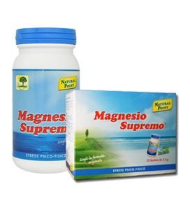 MAGNESIO SUPREMO SOLUBILE Conf.da 300g