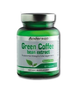 GREEN COFFEE BEAN EXTRACT Conf.da 60cps