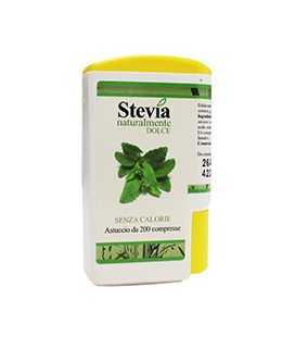 STEVIA IN COMPRESSE Conf.da 200 cpr