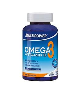 OMEGA3 + VITAMINA D Conf.da 100cps