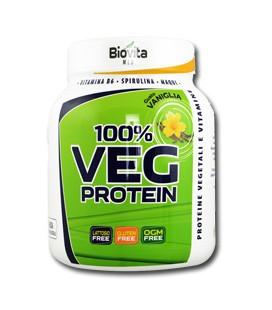 100% VEG PROTEIN 750g Vaniglia