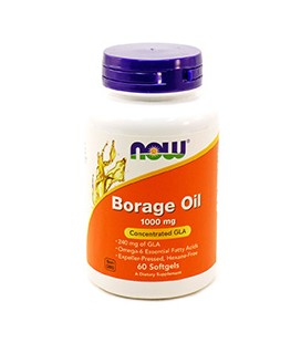 BORAGE OIL Conf.da 60 cps