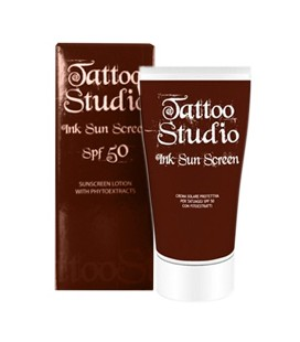 TATTOO STUDIO INK SUN SCREEN Conf.da 75 ml