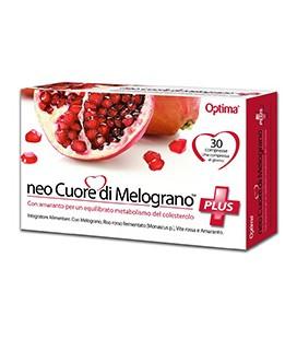NEO CUORE DI MELOGRANO PLUS Conf.da 30 cpr
