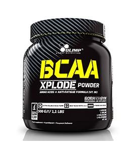 BCAA XPLODE 500g Limone