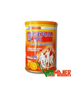 MINERAL PLUS ENDURANCE 450g Limone