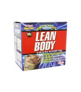 LABRADA LEAN BODY CARB WATCHERS 20PACK CIOCCOLATO