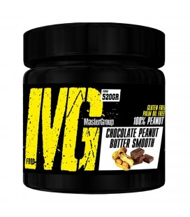 CHOCOLATE PEANUT BUTTER Conf.da 520g
