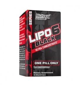 Lipo-6 Black Ultra...