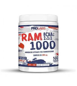 Ram 1000 Bcaa 500cps