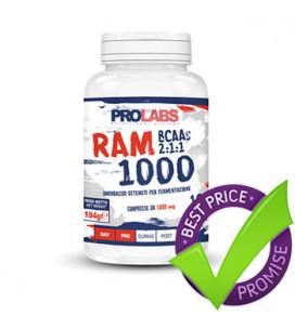 Ram 1000 Bcaa 180cps