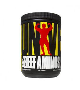 100% Beef Aminos 200cps