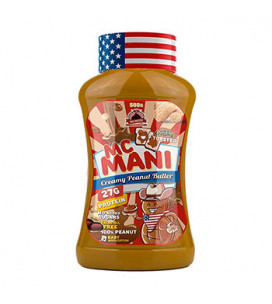 MC Mani Peanut Butter 1kg
