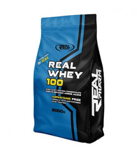 Real Whey 100 2,25Kg