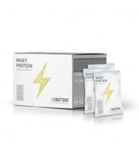 Battery Whey Protein 30x30g