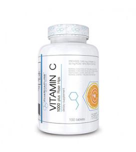 Vitamin C 1000 + Rose Hips...