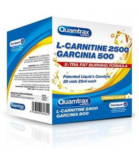 L-Carnitine 2500 + Garcinia...