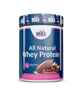 All Natural Whey Protein 454g