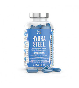 Hydra Steel 80cps