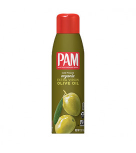 Pam Extra Virgin Olive Oil...