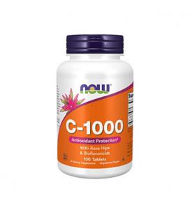 Vitamin C-1000 with Rose...