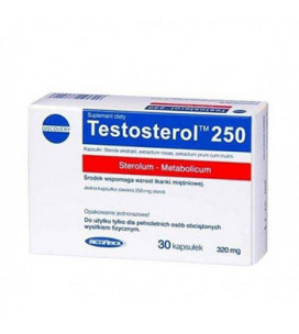 Testosterol 250 30cps