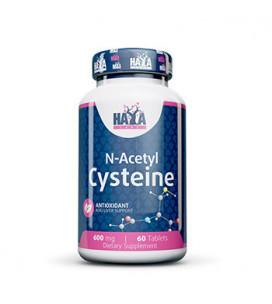 N-Acetyl Cysteine 600mg 60tab
