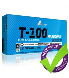 T-100 Hardcore 120cps