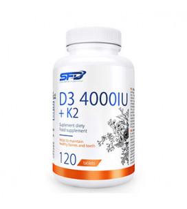 Vitamax D3 4000 + K2 120cps