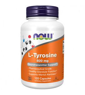 L-Tyrosine 120cps