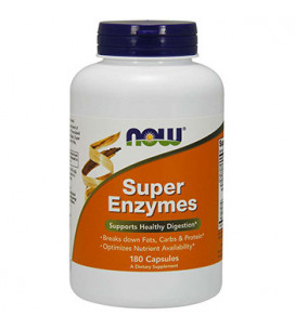 Super Enzymes 180cps