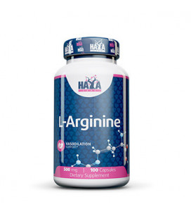 L-Arginina 500 100cps