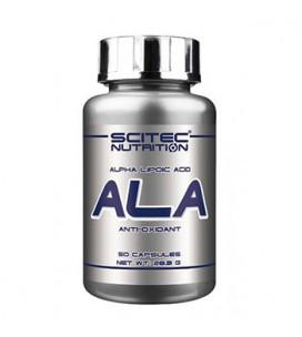 ALA Acido Alfa Lipoico 50cps