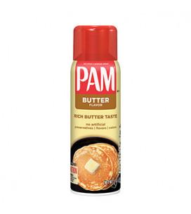 PAM Butter Cooking Spray 146ml