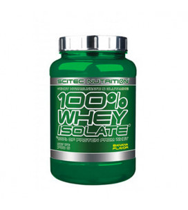 100% Whey Isolate 700gr