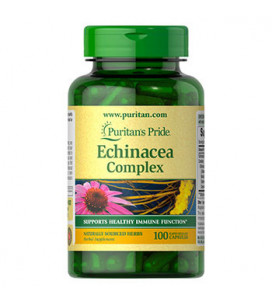 Echinacea Complex 450mg 100cps