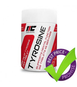 Tyrosine 500 mg 90cps